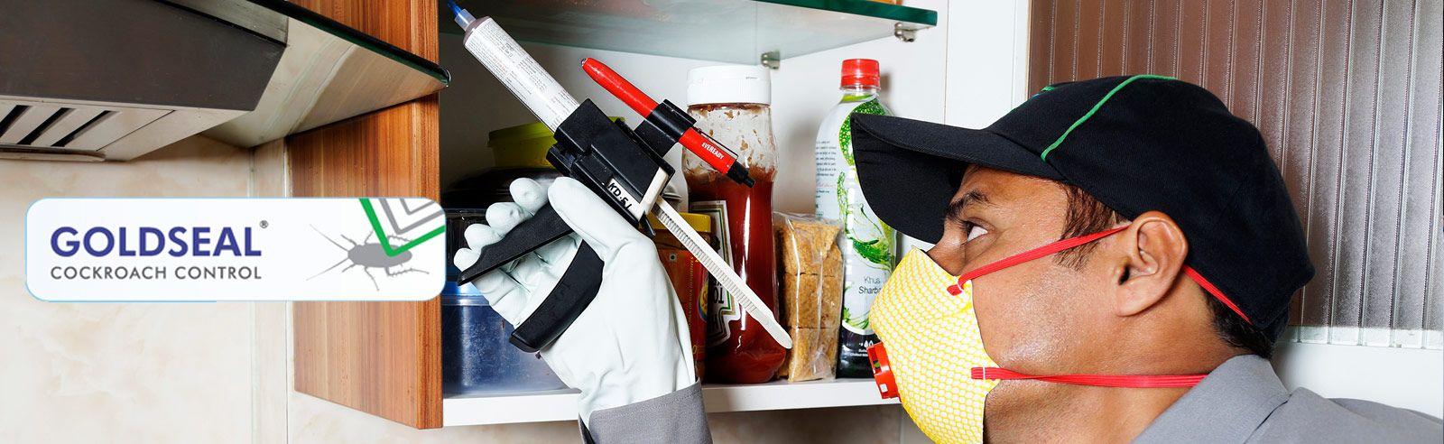 GoldSeal - Household Pest Management Image