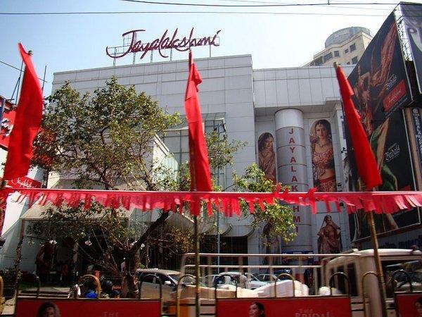 Jayalakshmi Silks - Shenoys - Kochi Image
