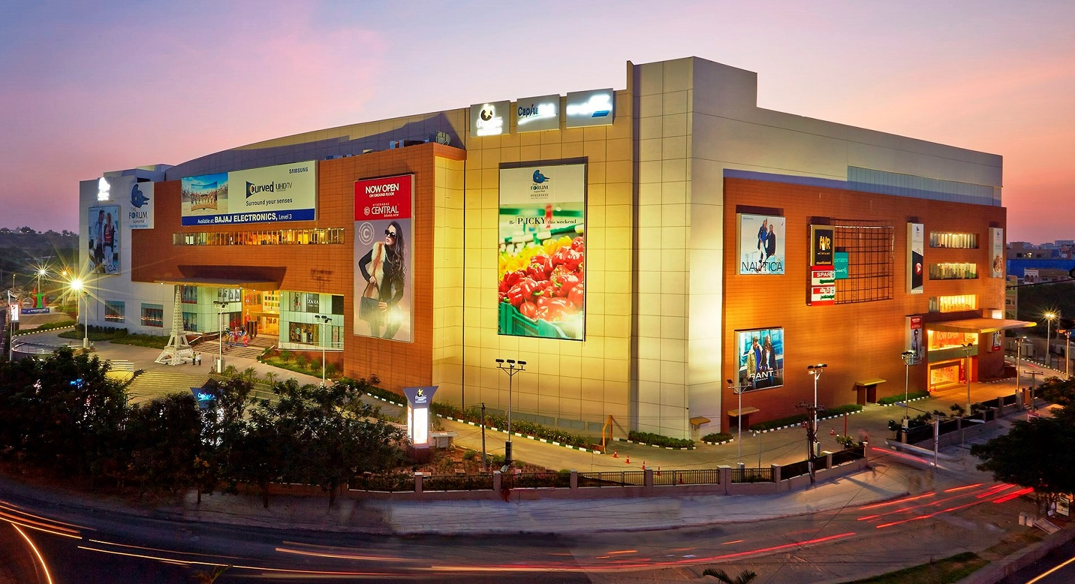 The Forum Sujana Mall - Kukatpally - Hyderabad Image