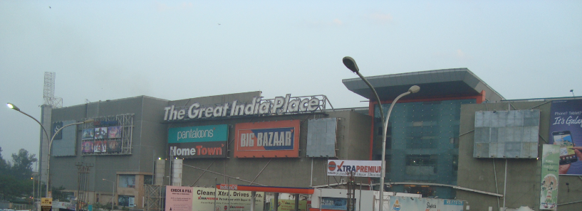 The Great India Place - Noida Image