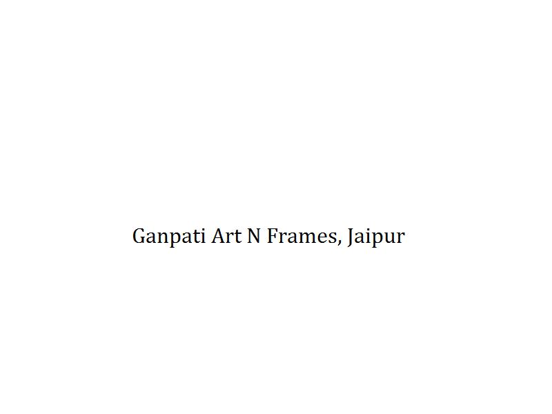 Ganpati Art N Frames - Jaipur  Image