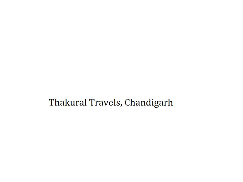 Thakural Travels - Chandigarh  Image