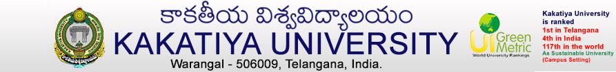 Kakatiya University Image