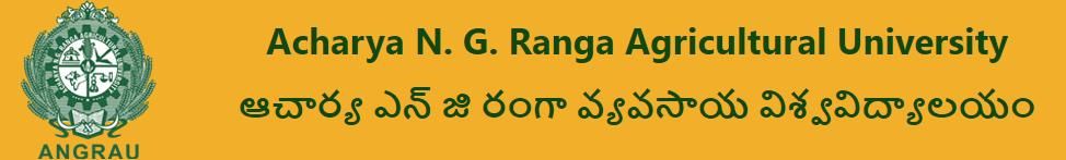 Acharya N G Ranga Agricultural University Image