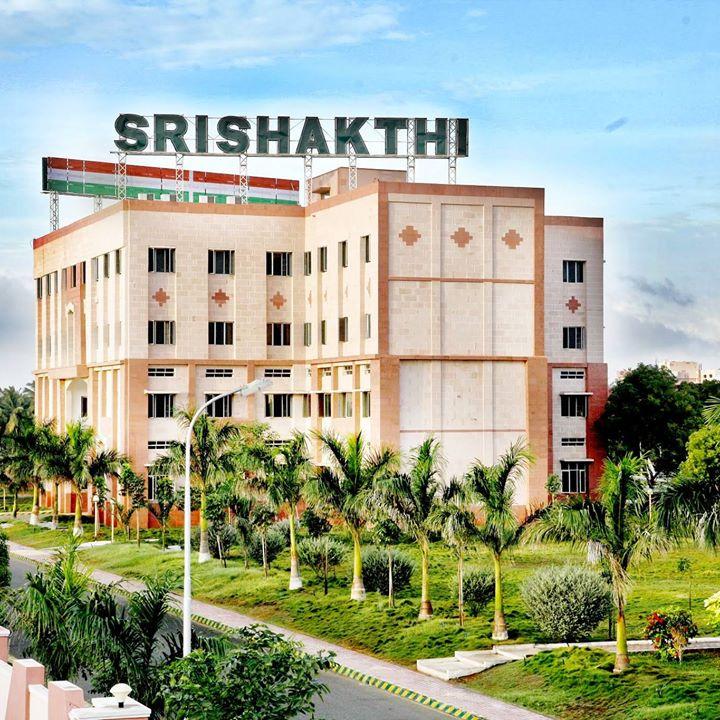 Sri Shakthi Institute of Engineering and Technology - Coimbatore Image