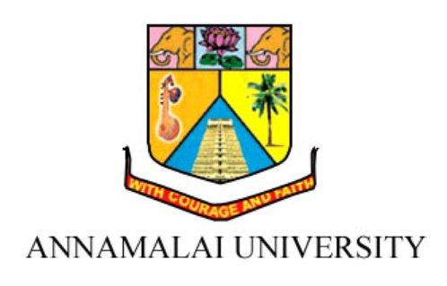 Annamalai Annamalai Annamalai University