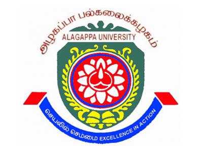 Alagappa University Image