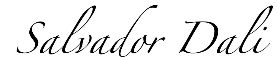 Salvador Dali Image