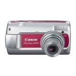Canon Powershot A470 Image