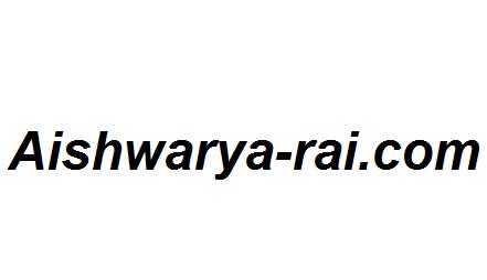 aishwarya-rai.com Image