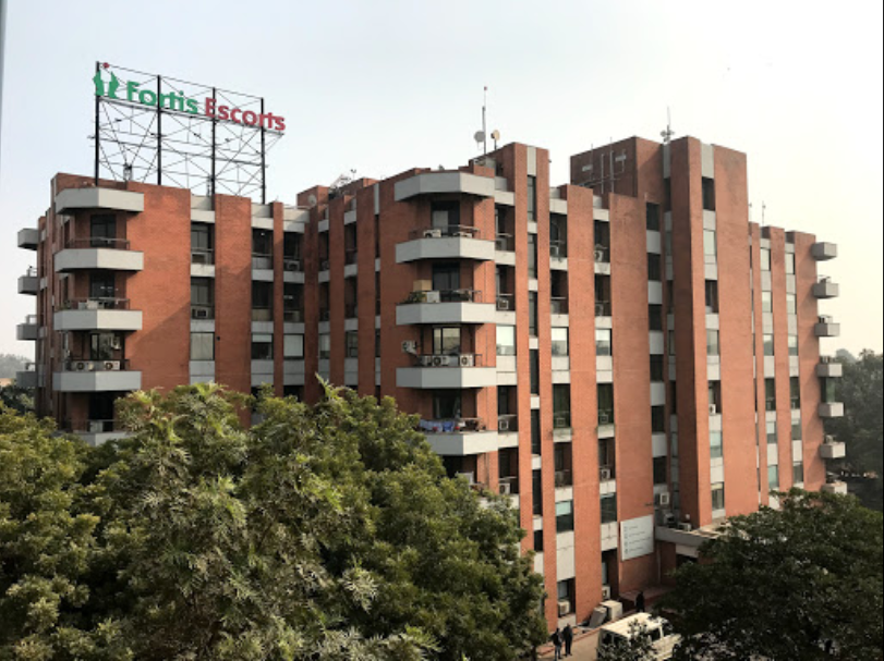 Escorts Heart Institute - Delhi Image