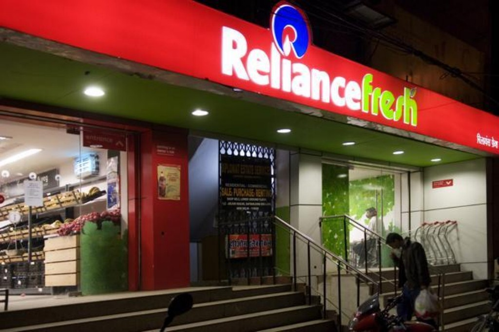 Reliance Fresh - Mumbai Image