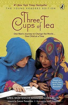 three cups of tea summary