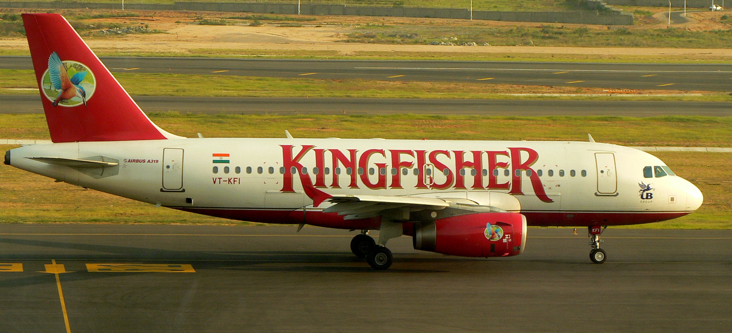 Kingfisher Airlines Image