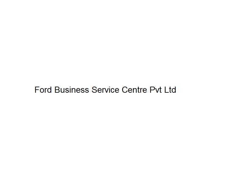 Ford Business Service Centre Pvt Ltd Image