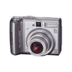 Canon Powershot A570IS Image