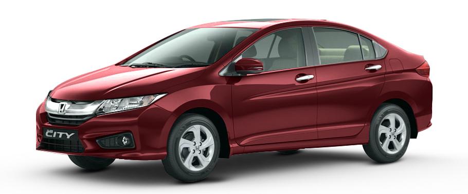 Honda City 1.5L i-VTEC Image
