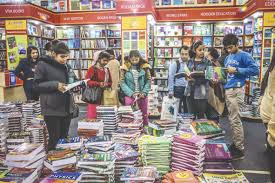 Delhi Book Fair Image