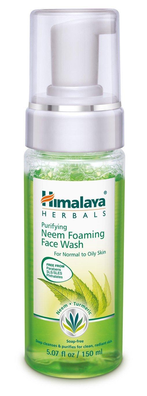 Himalaya Herbals Purifying Neem Foaming Face Wash Image