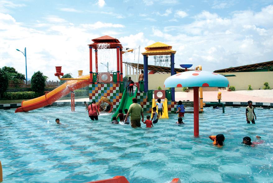 Krushnai Water Park - Pune Image