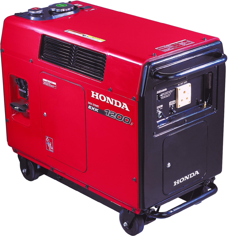 Honda EXK2000AC Image