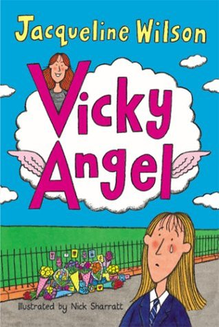 Vicky Angel - Jacqueline Wilson Image