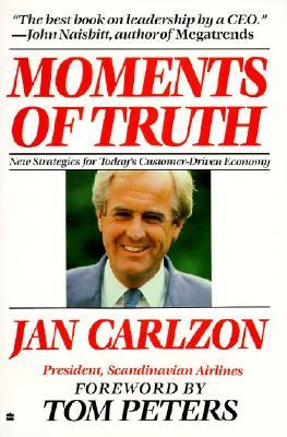 Moments of Truth - Jan Carlzon Image