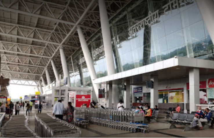 Chennai, Anna International Airport Image