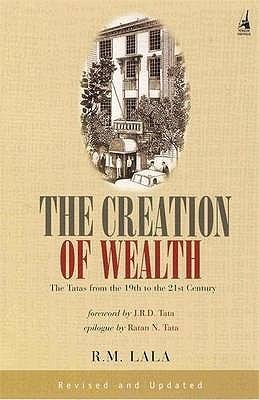 Creation of Wealth - R M Lala Image