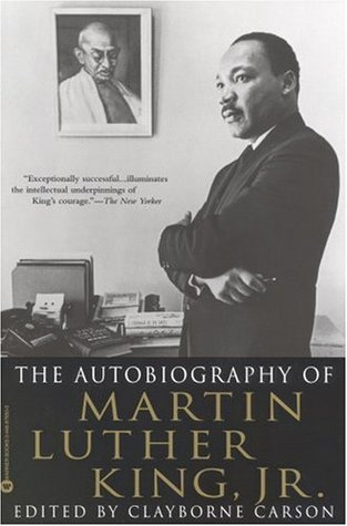 Autobiography of Martin Luther King Jr, The - Clayborne Carson Image