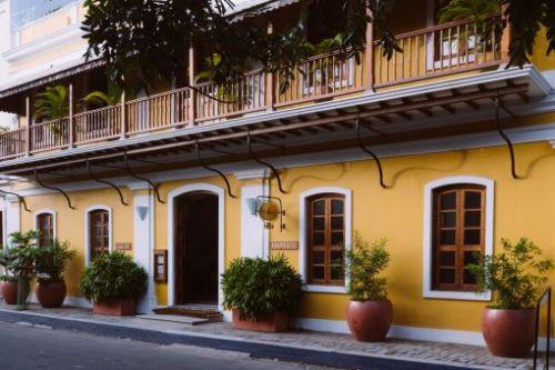 The French Villa - Pondicherry Image