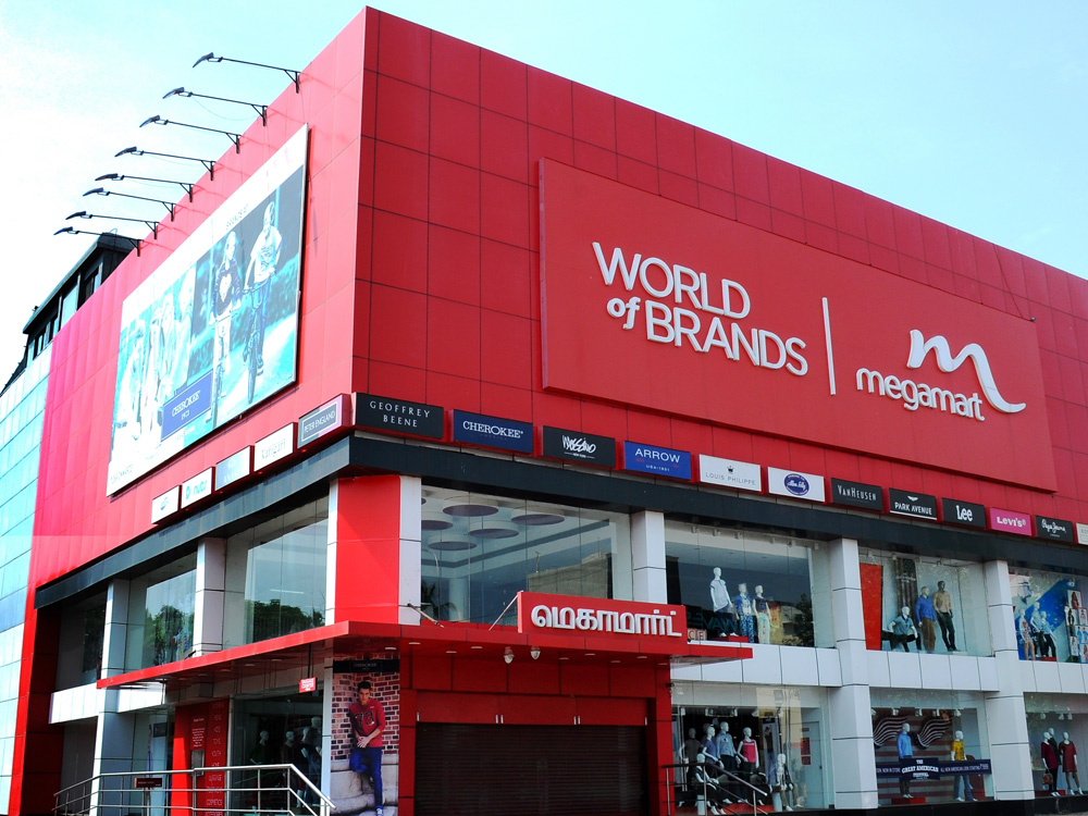 Front Elevation Designs In Chandigarh : Megamart chennai reviews shopping