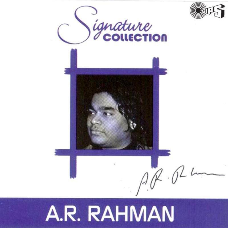 A R Rahman Signature Collection Image