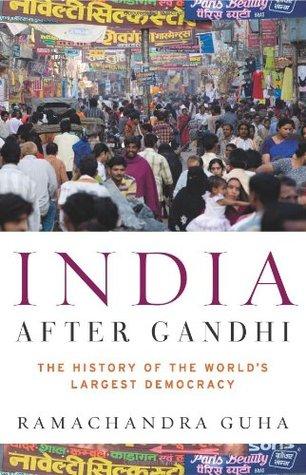 India after Gandhi - Ramachandra Guha Image