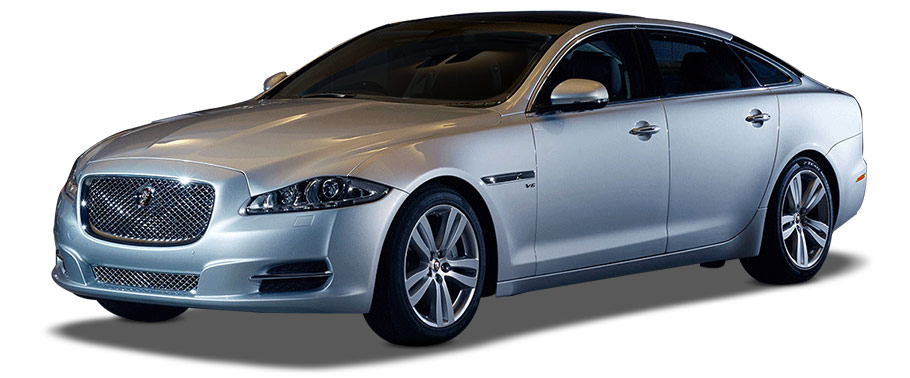Jaguar XJ -UK Image