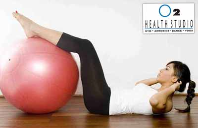O2 Health Studio - Chennai Image
