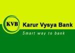 Karur Vysya Bank Recruitment -2017