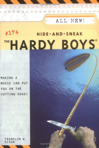 Hide and Sneak - Hardy Boys Image