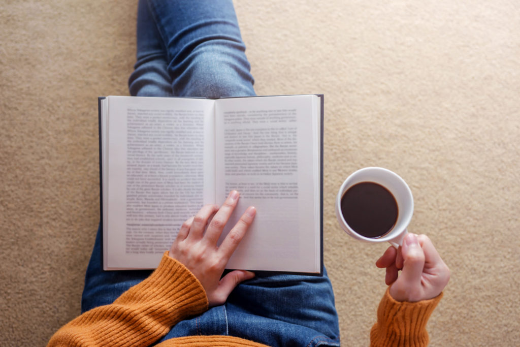Tips on Reading Books Image