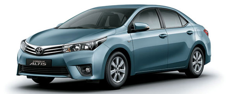 Toyota Corolla Altis Image