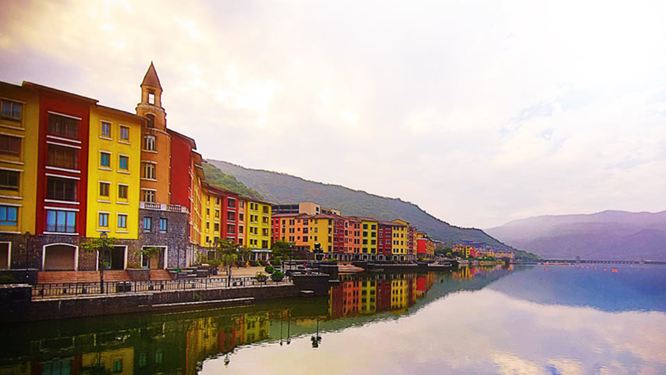 what are the places to see in lavasa
