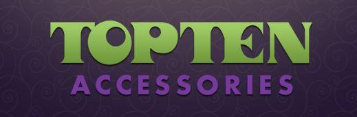 Top Ten Accessories Image