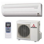 Mitsubishi Air Conditioners Image