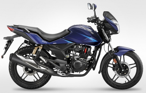 Hero Honda CBZ XTreme ES Image