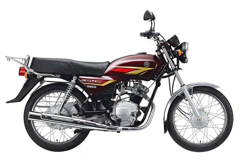 Yamaha Crux R Image