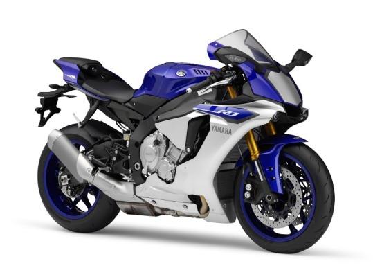 Yamaha YZF R1 Image