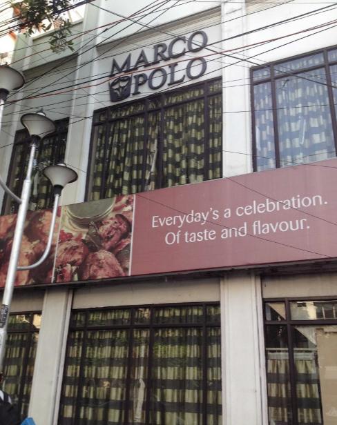 Marco Polo - Sarat Bose Road - Kolkata Image