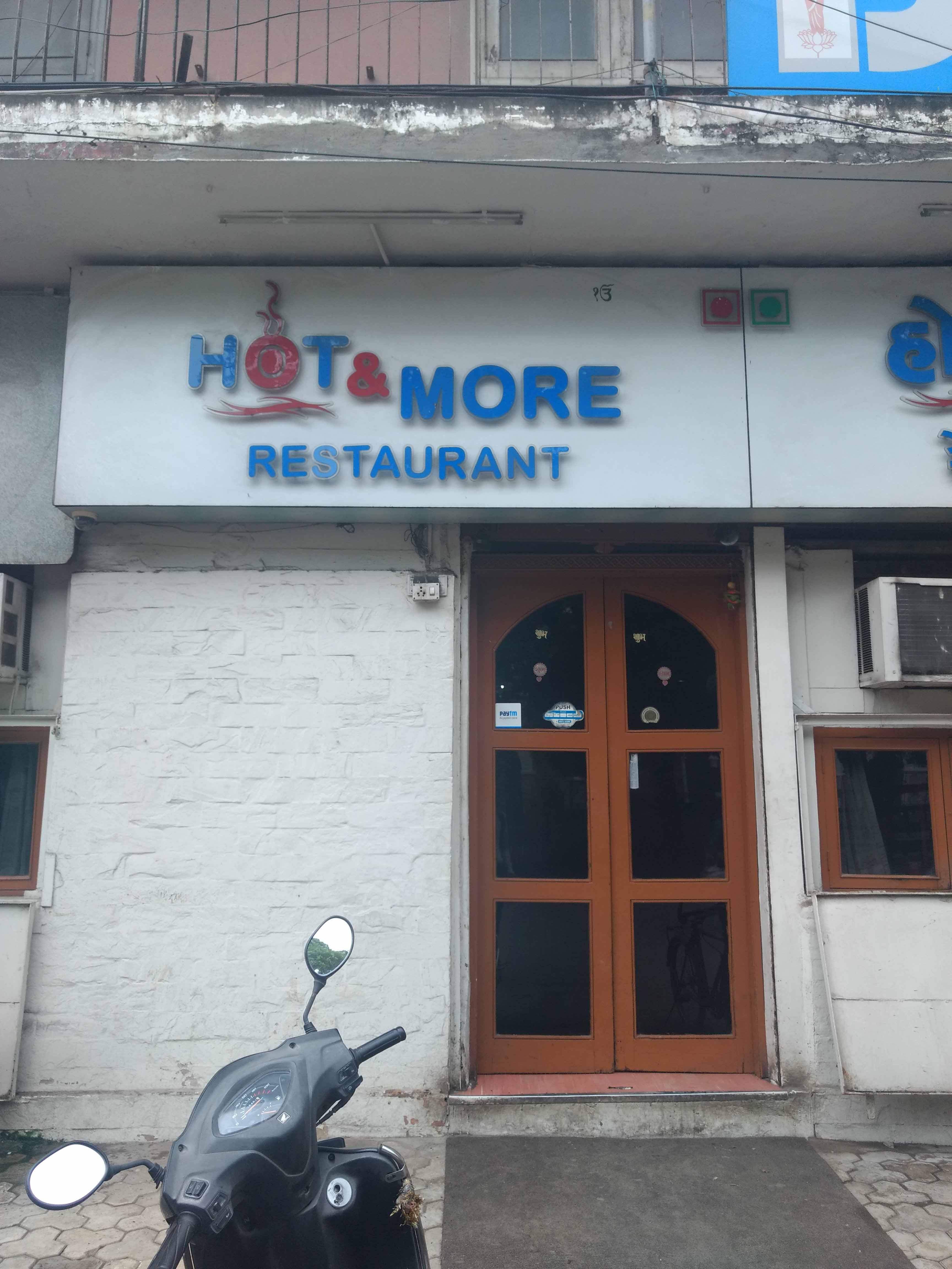 Hot and More Restaurant - Rajkot Image