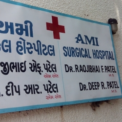 Ami Surgical Hospital and Nursing Home - Bharuch Image