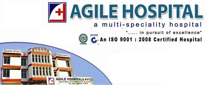 Agile Hospitals - Guwahati Image